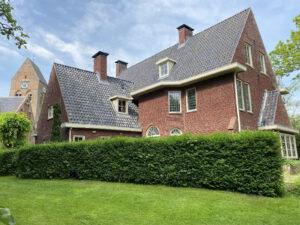 Restauratie en verduurzaming Pastorie Stedum (Groningen)