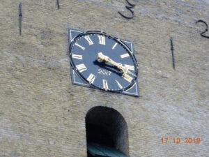 Restauratie torens gemeente Ameland
