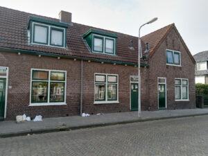 Renovatie en verduurzaming 65 woningen Drachten
