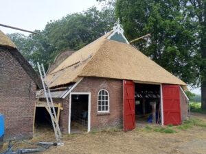 Restauratie agrarische boerderij Eastermar (Friesland)