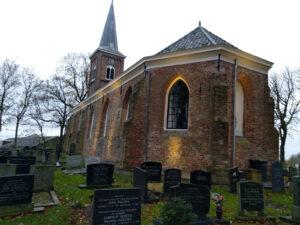 Restauratie en verbouwing kerken Brantgum en Waaxens (Friesland)